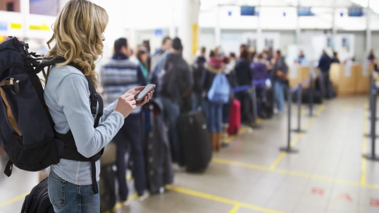 This app makes clearing US airport immigration and customs a breeze